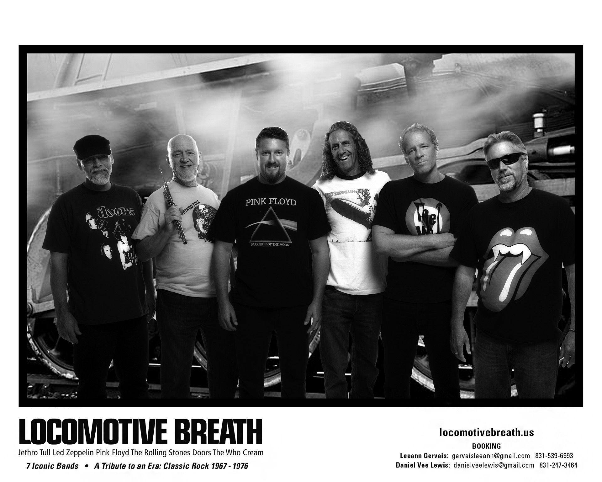 Locomotive Breath Santa Cruz